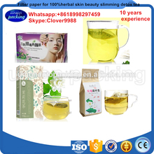 filter paper for Fat removal tea & Anti fat tea slimming tea& Weight reducing tea