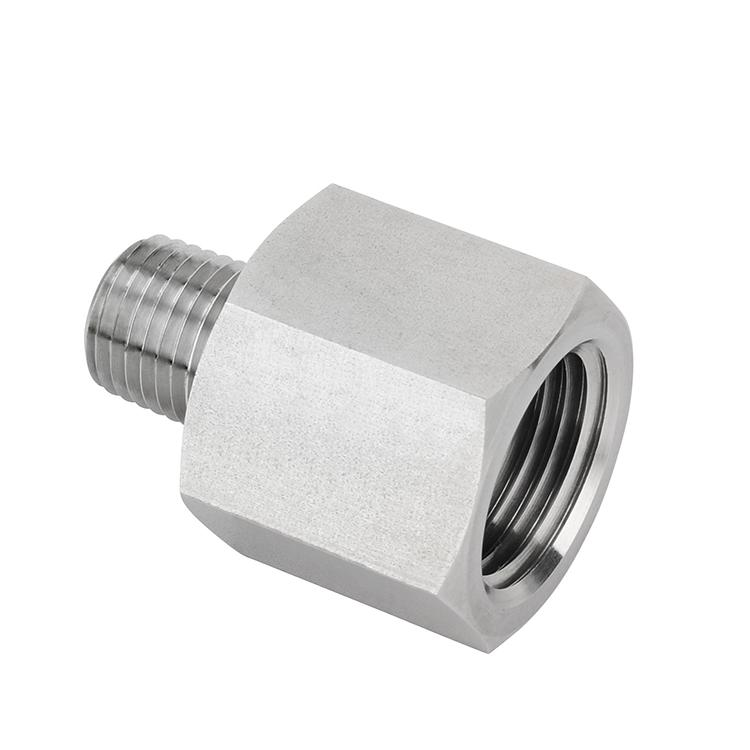 Forged Technics Heat Forged Connection Hydraulic Adapters