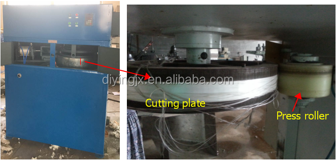 PP Multifilament Glass Fiber Nylon Pet Fibre Cutting Machine For Concrete Fiber