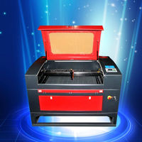 low price CO2 Laser Engraving Cutting Machine fiber laser engraver ,60w 5030 5070 laser engraver ear tag making machine
