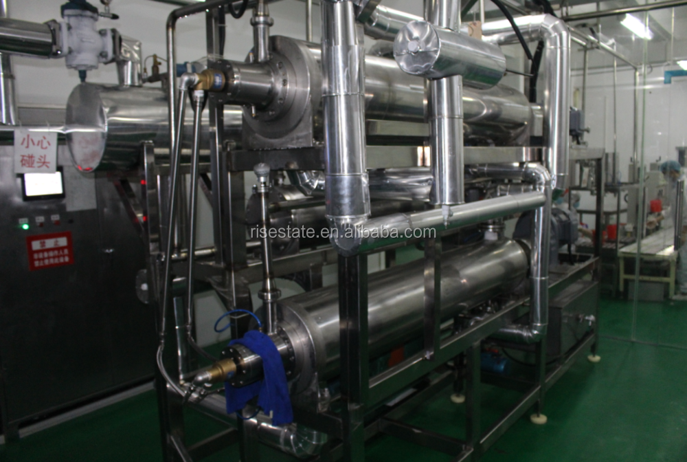 sunflower oil /palm oil margarine/shortening production line