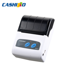 2016 Hot selling mini 58mm bluetooth portable handheld thermal receipt printer PTP-II