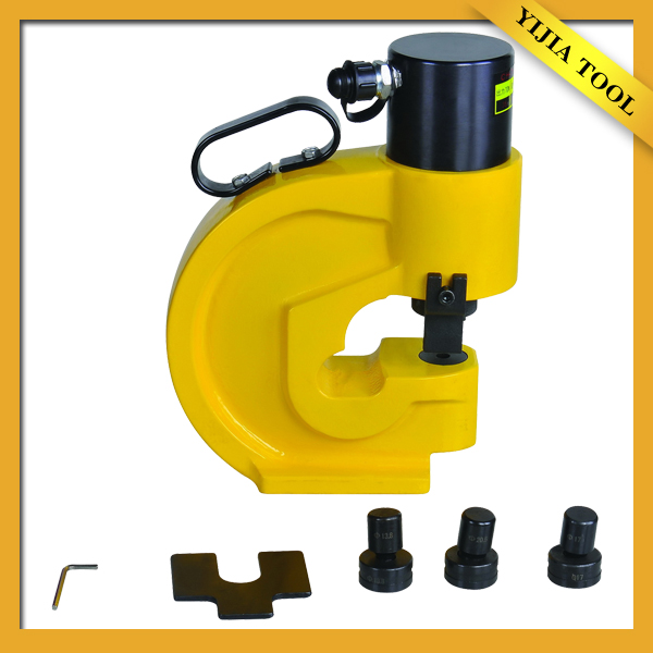 Hydraulic busbar punching tool Manual hole punch tool Hand punch tool CH-70