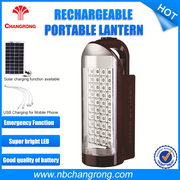 High quality 40LED wall mounted outdoor solar emergency lamp