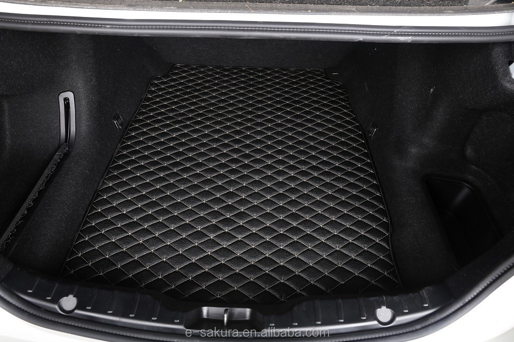 Rear Trunk Mat Cargo Mat Car Mat For Land Cruiser 2013