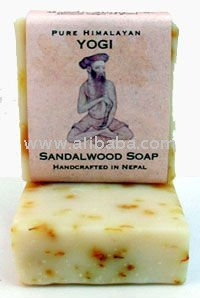 herbal sandalwood soap
