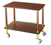 Hotel Home Furnitue Moving Serving Tea trolley