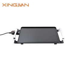 2000W 52*32cm delux portable electric baking pan/grill pan