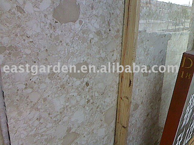 Natural stone Leaves Beige marble