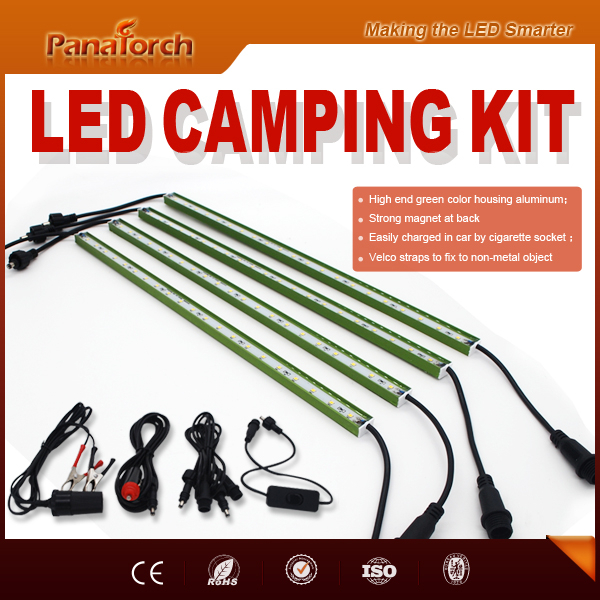 PanaTorch private design car charged with cigarette plug Led emergency light widely used for night camping/fishing/hunting