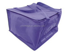 promotion trolley wine cooler bag with length handle