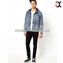 men latest fashion denim jacket denim jacket shop JXJ25029
