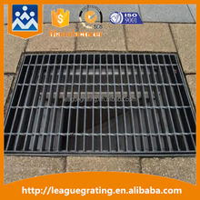 factory sell metal steel drain grating with angle frame