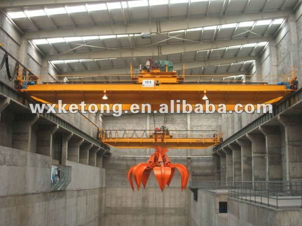 QZ Overhead Cranes with Grab