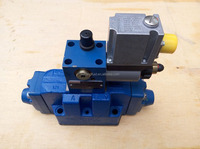 Rexroth high frequency response valve 3DREME 16 P-70/200YG24K31A1Velectric hydraulic proportional valve Pressure relief valve