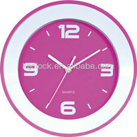 Decoration Wall Clock Round Shape