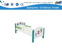 (HC-2306) Top quality cheap kids cartoon children bed Wood Plastic bed mid sleeper bed