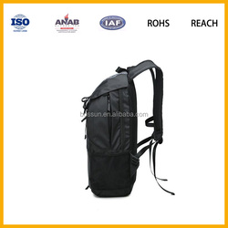 2016 Fashion School Bag Canvas Outdoor Travel Bicycle Backpack, Camping Hiking Backpack