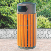 Europe Hot-Sale Wooden Waste Bin