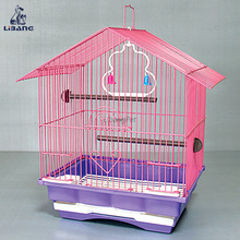 High Quality Pet Product Iron Metal Canary Bird Cage