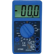 DT700D large display small multimeter small multimeter with CE