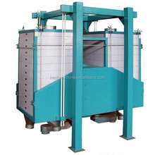 Wheat flour sifting machine Double Cabin Plansifter,Double Bin Plansifter,Wheat flour filter machine