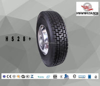 315/80R22.5 bullet proof tire