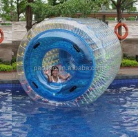 China pop selling inflatable aqua rolling ball,clear inflatable walking water ball