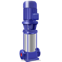 vertical multistage submersible centrifugal pump