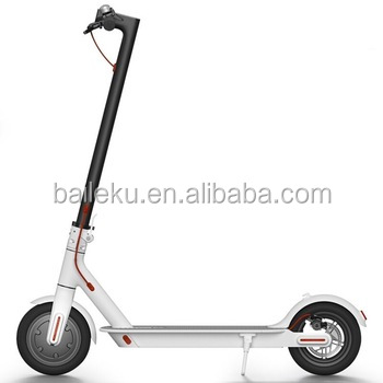 2017 Chinese best kukuxia electric kick scooter