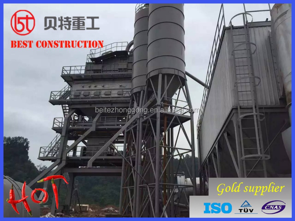 High Quality 80t/h Bitumen batching plant/ Asphalt Mixing Plant price with ISO
