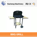 Flame Safety Device & Large Easy Cleaning Hamburger BBQ Grill