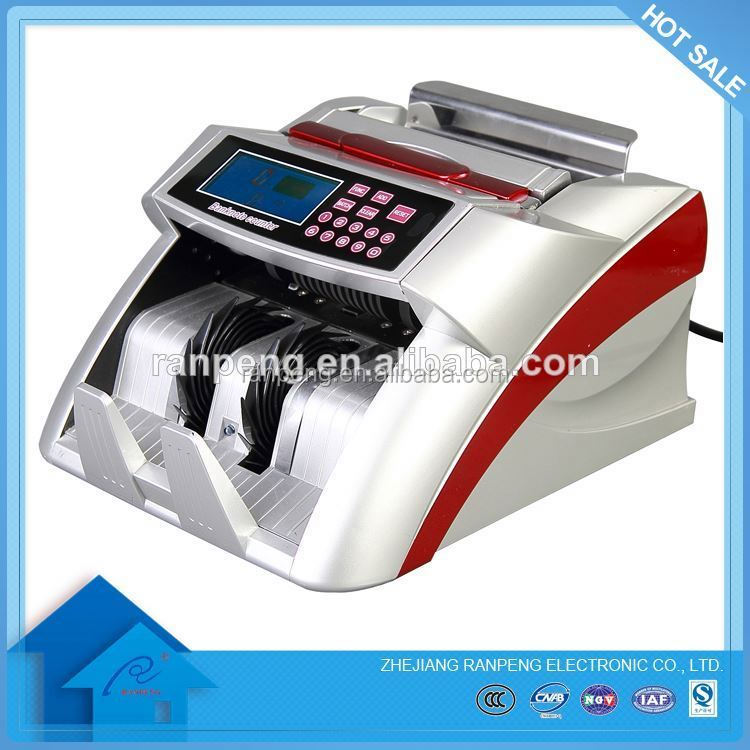 Hot Selling RP682D with UV counterfeit cash verifier