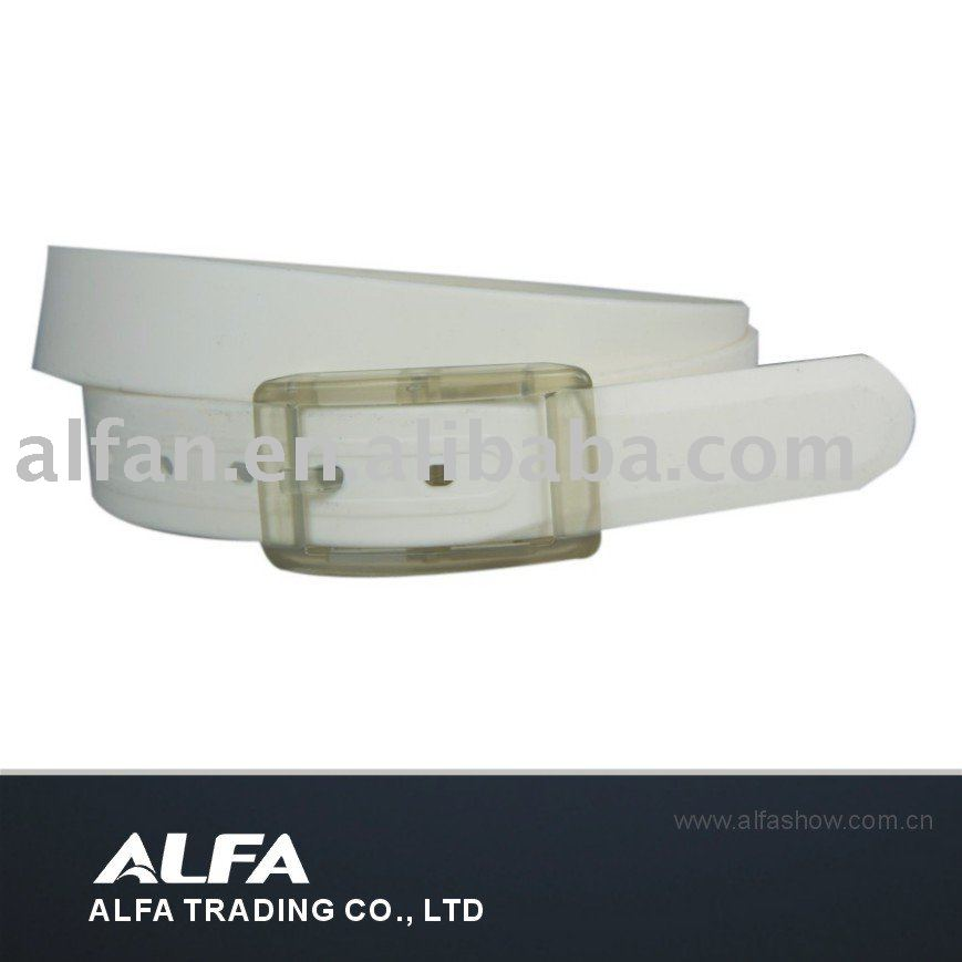 Women's Golf Belt With White Color