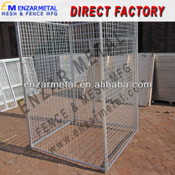 China Alibaba The 5x10x6 Dog Fence Kennel