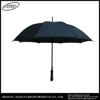 Chinese factory high fashion golf umbrella