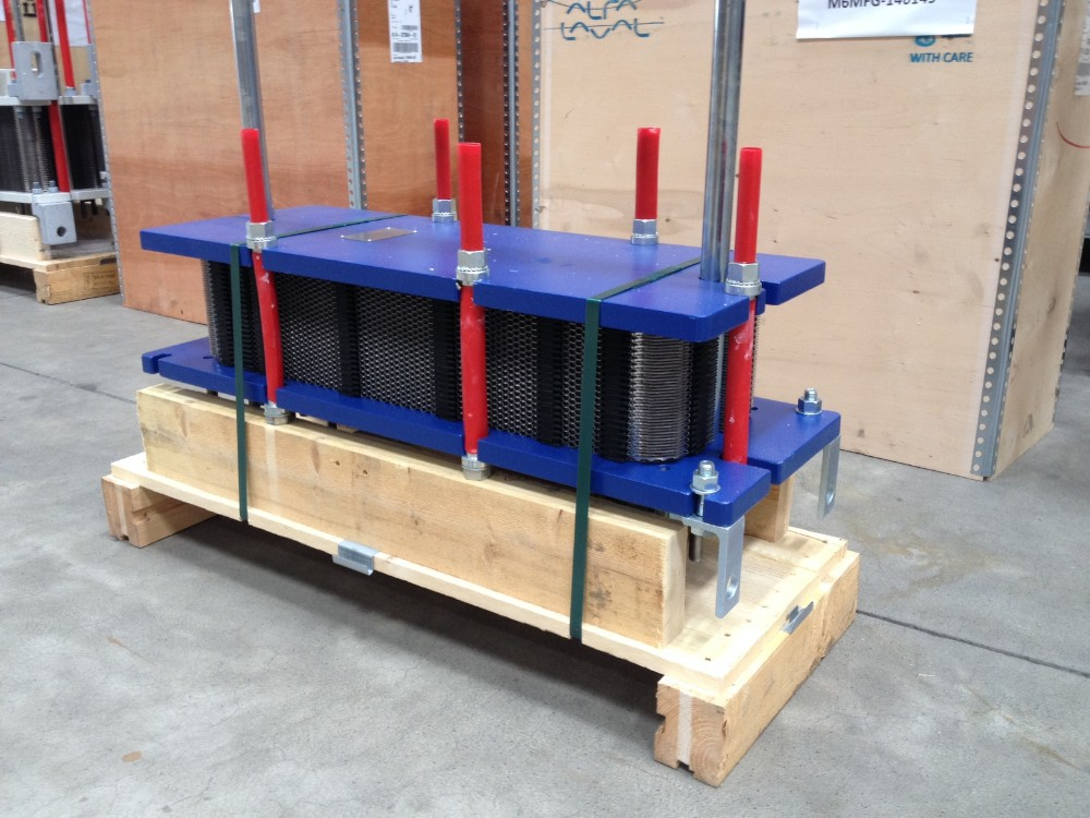 Alfa Laval plate heat exchanger M6
