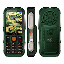 Setro D2016 GSM 2016 2.8 inch Dual Flashlight Cheap Elder Phone Magic Voice 3000mAh Cellphone Unit With Price