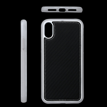TPU soft back cover phone case for iphone 8 transparent leather case