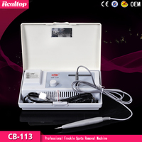 Realtop high frequency skin spot removal spot cautery machine skin mole removal machine
