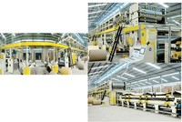 3ply cardboard cardboard production line /carton packaging machine