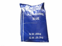 Cosmetic grade ultramarine blue color powder for sale