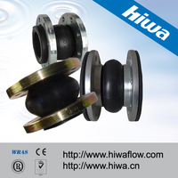 Flanged Rubber Expansion Joints
