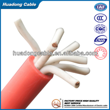 Environmental pvc insulated wire 227 iec 53(rvv) cable