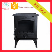 Cast Iron Log Coal Burning Cheap