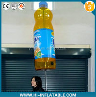 2015 hot sell giant advertising Inflatable beer bottle for advertising and promotion