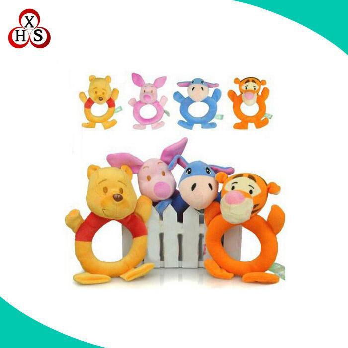 Soft Toys Product : Soft rattle toy plush baby toys stuffed infant