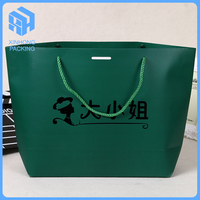 OEM high-quality clothing Paper Bags With rope