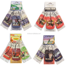 header card attached hotel automatic air freshener