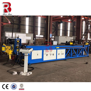 Automatic 3D CNC NC Hydraulic Stainless Steel Pipe Bending Machine Tube Bender Manufacturer